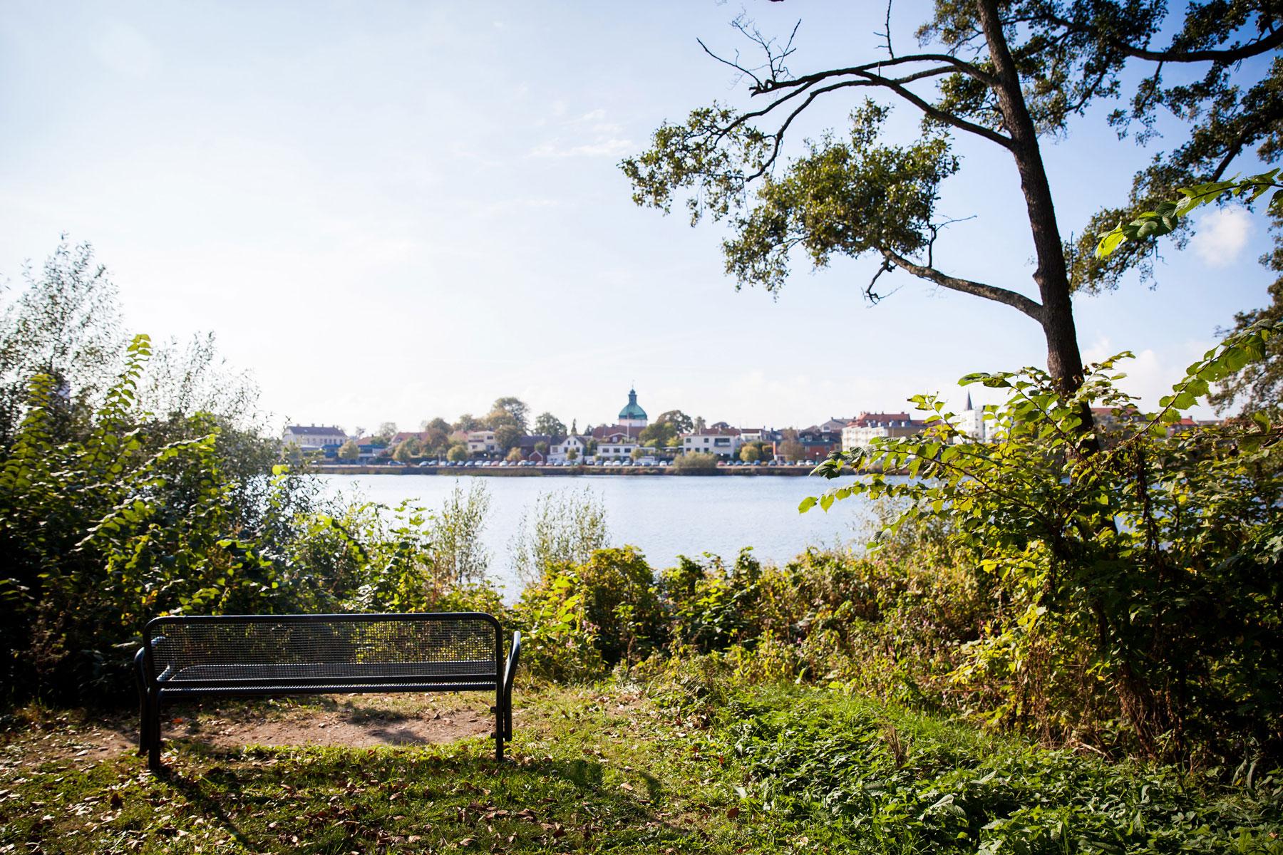 Staden vid havet - Falkenberg